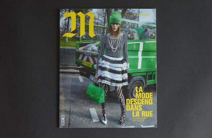 M Le Magazine du Monde (2019–) 1