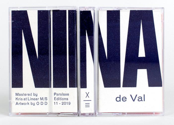 Nina – de Val album art 1