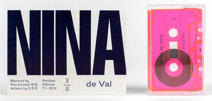 Nina – de Val album art 2