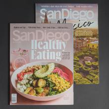 <cite>San Diego Magazine </cite>redesign