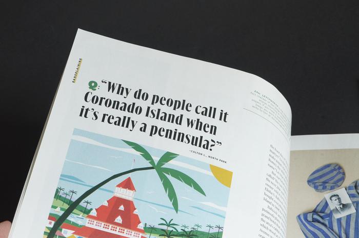 San Diego Magazine redesign 3