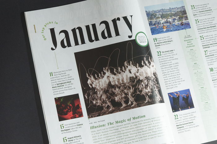 San Diego Magazine redesign 5