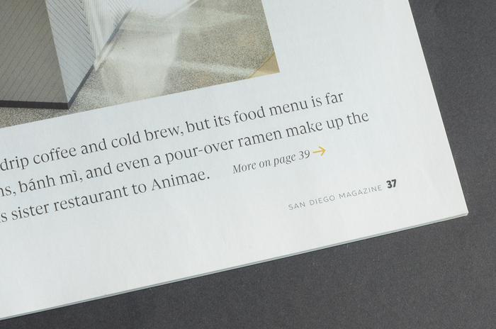 San Diego Magazine redesign 7