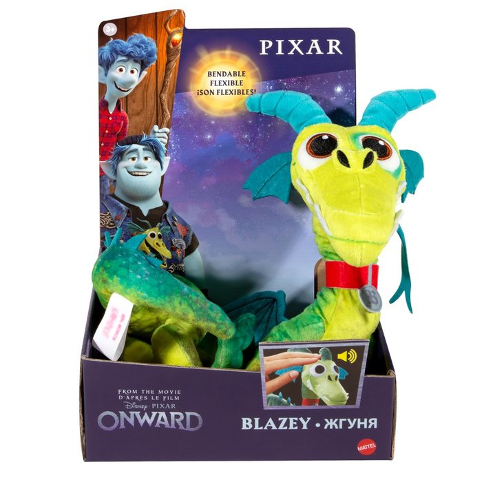 Pixar Disney Onward toys 5