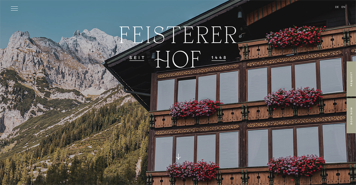 Feistererhof hotel 1