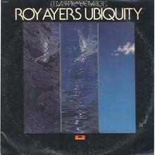 Roy Ayers Ubiquity – <cite>Mystic Voyage</cite> album art