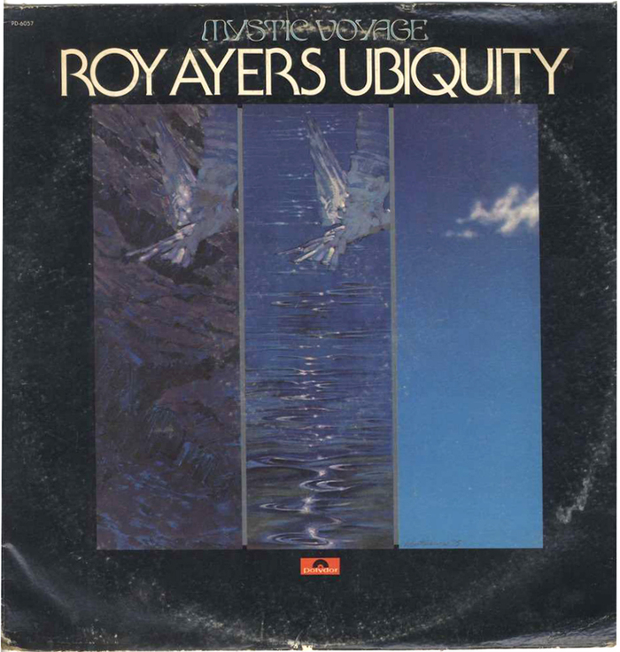 Roy Ayers Ubiquity – Mystic Voyage album art 1