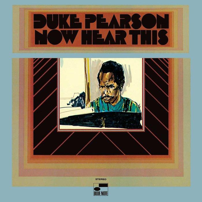 Duke Pearson – Now Hear This album art