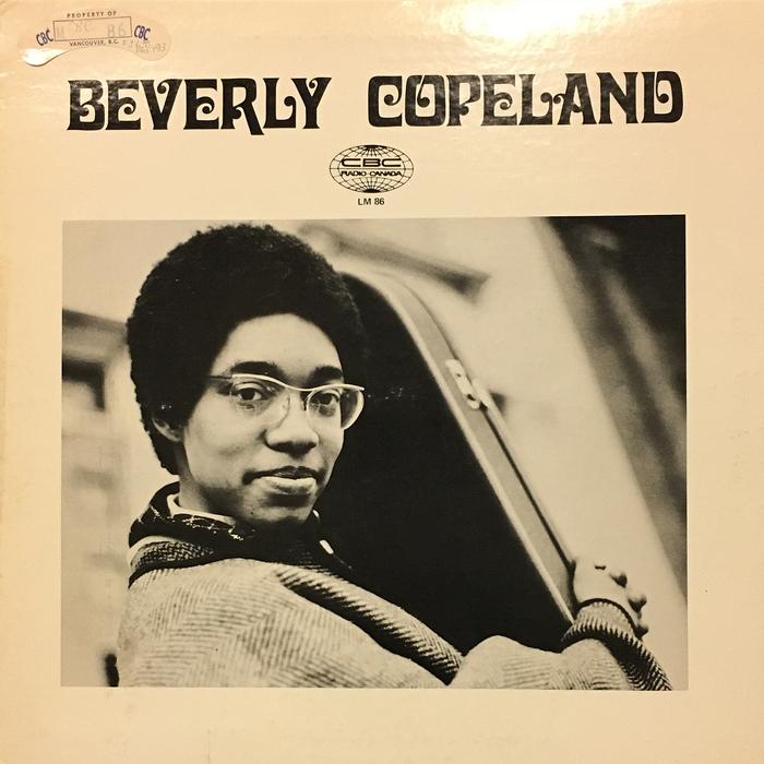 Beverly Copeland – Beverly Copeland 1