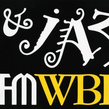 88.7 WBFO bumper sticker
