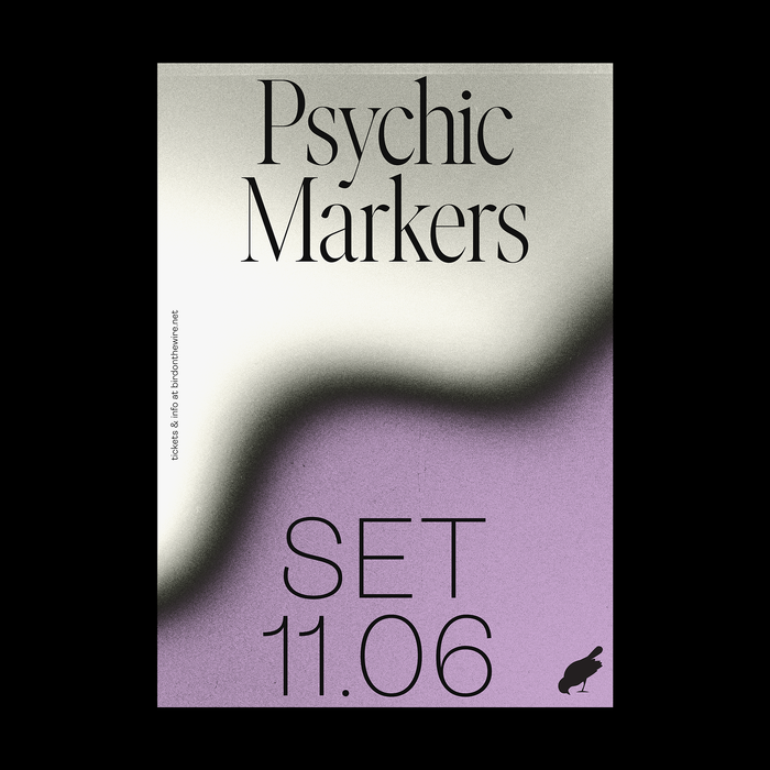 Psychic Markers by Psychic Markers album art 5