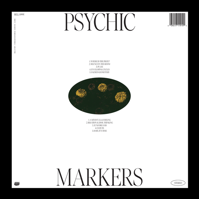 Psychic Markers by Psychic Markers album art 2