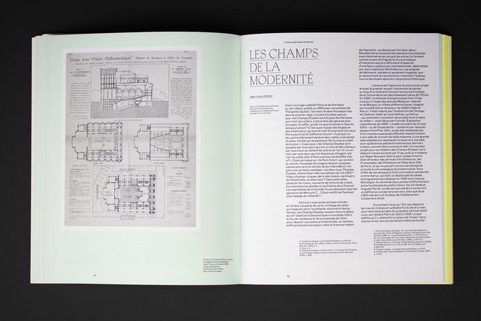 Champs Élysées. Histoire & perspectives 2