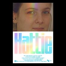 <cite>Hattie</cite> (2019) movie poster