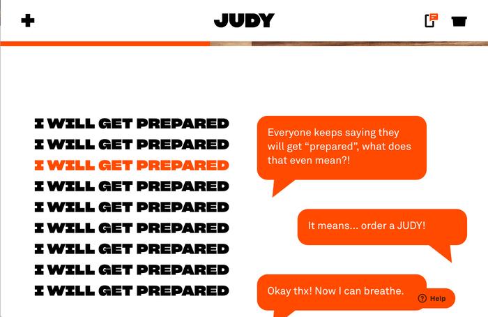 Judy 7