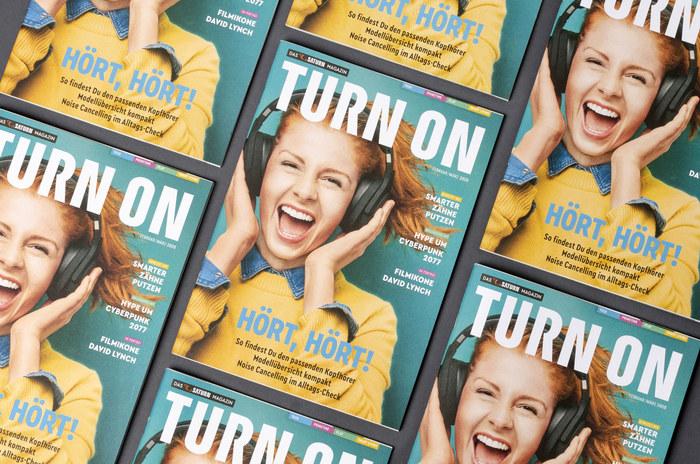 Turn On magazine (2020 redesign) 1