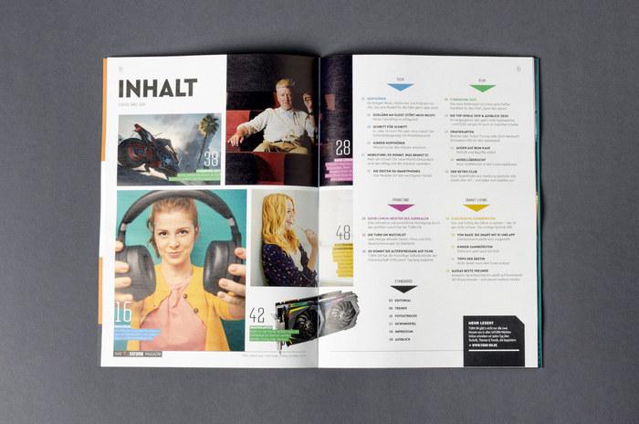 Turn On magazine (2020 redesign) 4