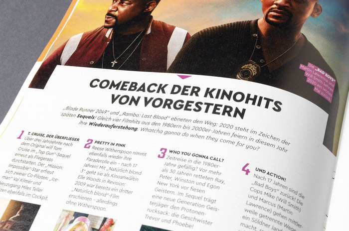 Turn On magazine (2020 redesign) 5