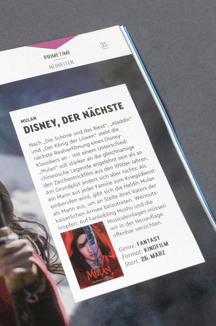 Turn On magazine (2020 redesign) 6
