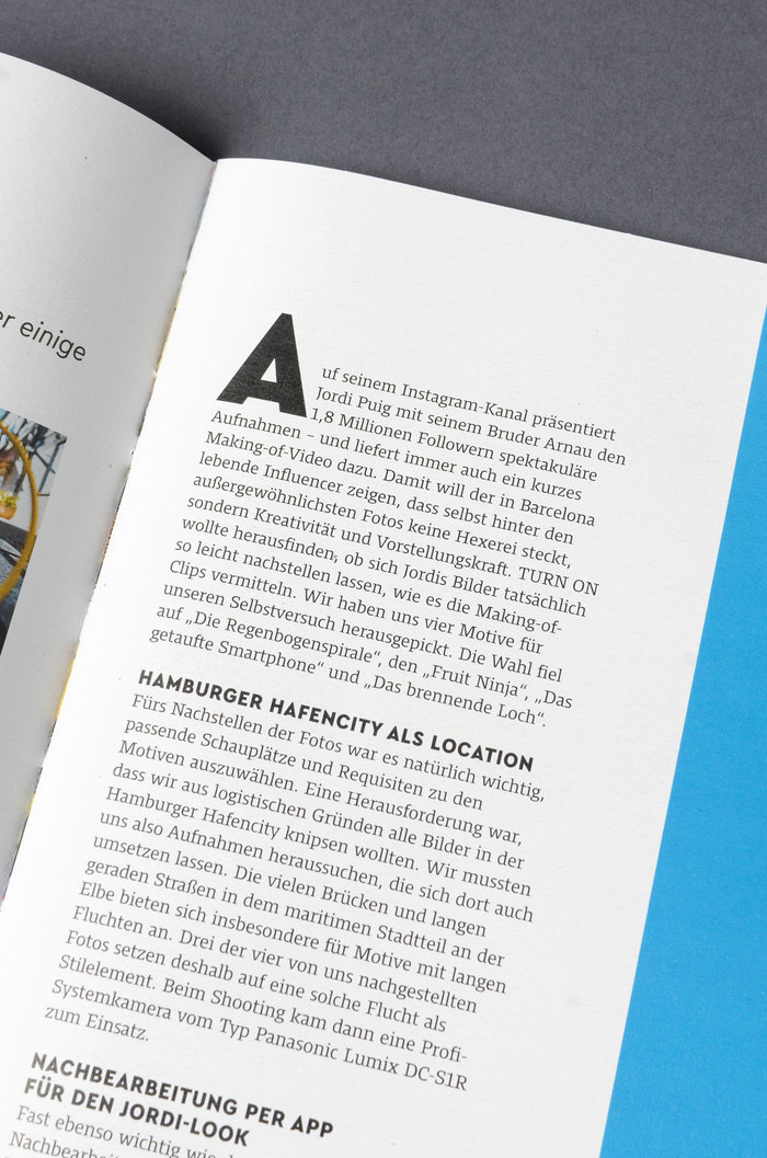 Turn On magazine (2020 redesign) 9