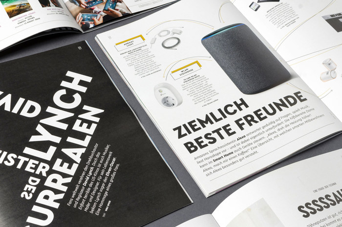 Turn On magazine (2020 redesign) 15