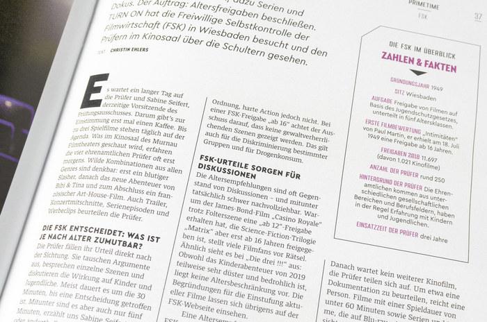 Turn On magazine (2020 redesign) 17