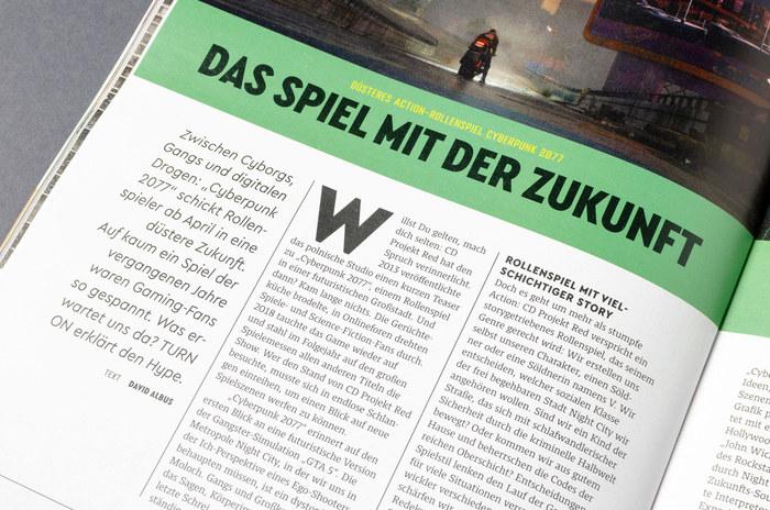Turn On magazine (2020 redesign) 18