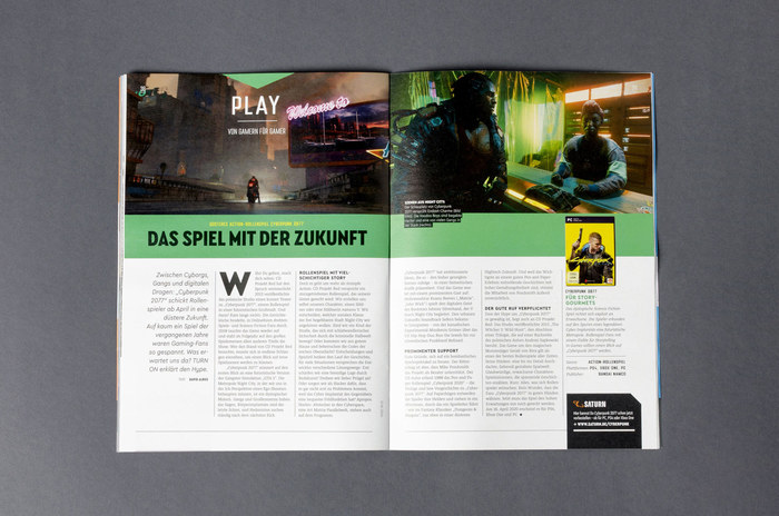 Turn On magazine (2020 redesign) 19