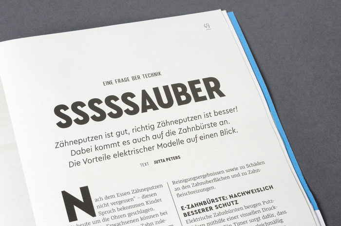 Turn On magazine (2020 redesign) 22