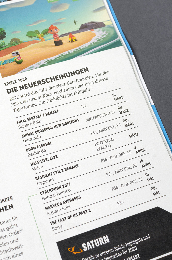 Turn On magazine (2020 redesign) 28