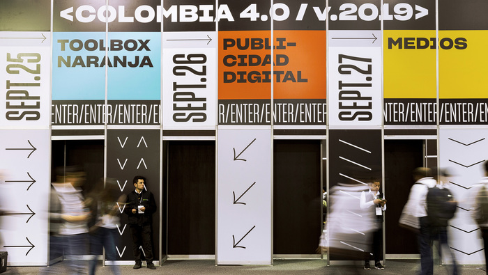 Colombia 4.0 signage 5