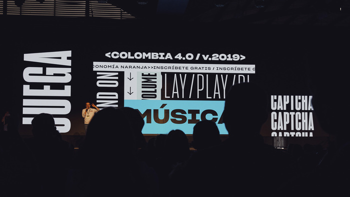Colombia 4.0 signage 6