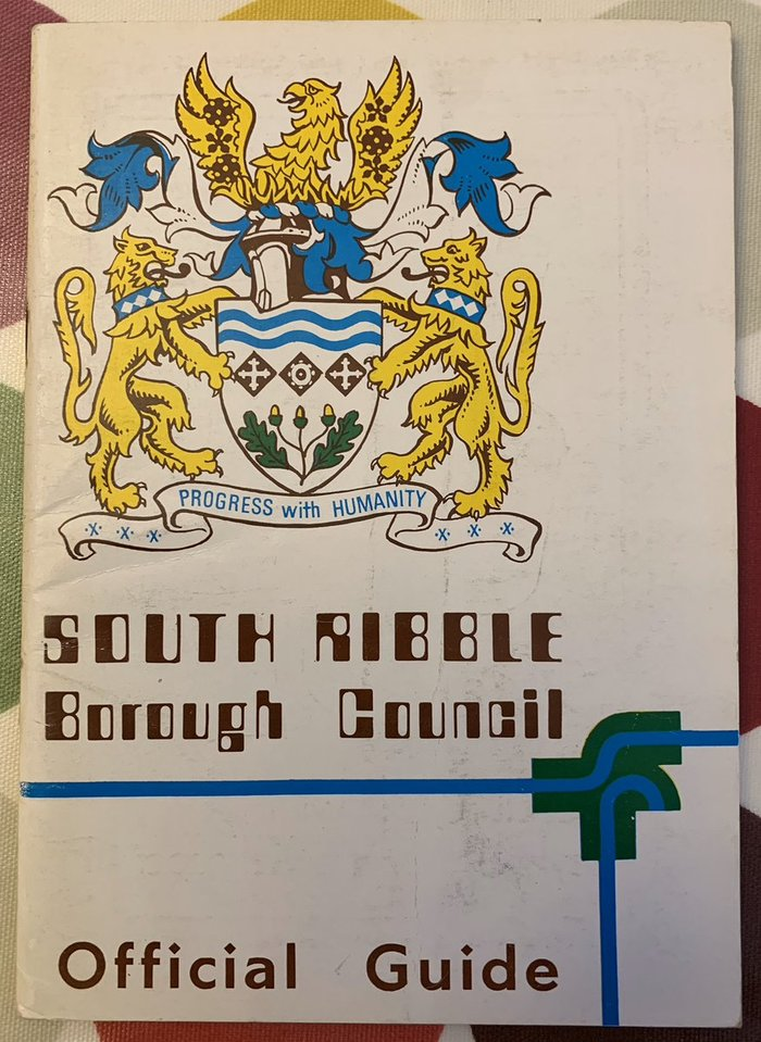 South Ribble Borough Council Official Guide