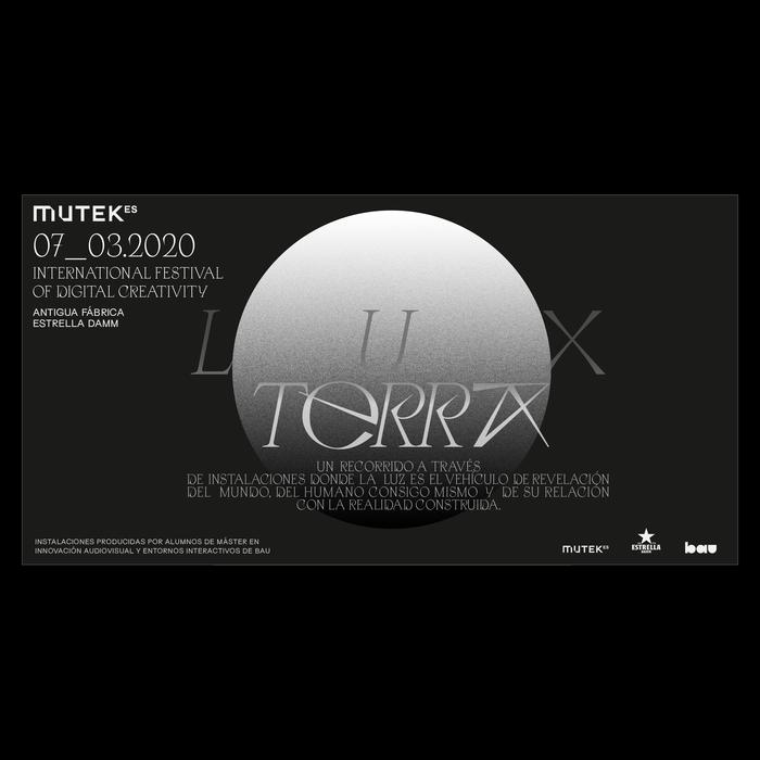 Lux Terra, Mutek 2020 3