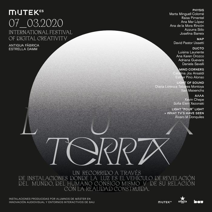 Lux Terra, Mutek 2020 4