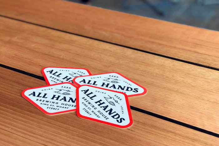 All Hands Brewing House 4