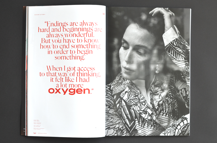 Max magazine, spring 2020 19