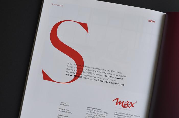 Max magazine, spring 2020 22