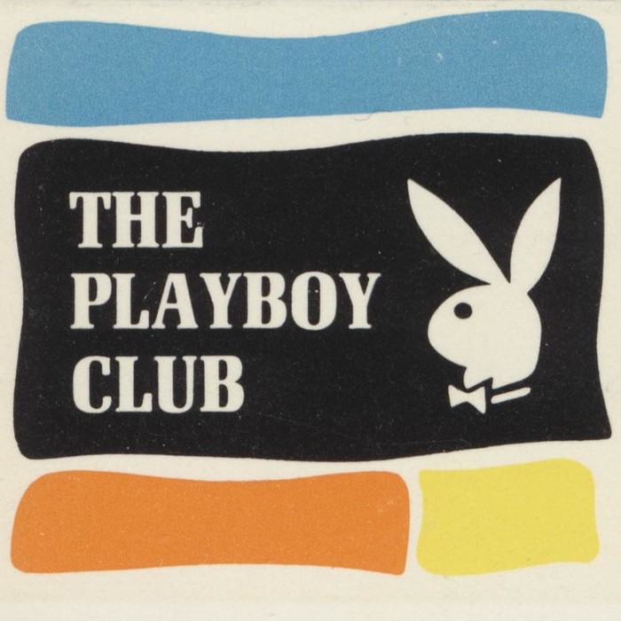 The Playboy Club city matchbook covers 1