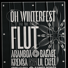 ÖH Winterfest poster and tickets