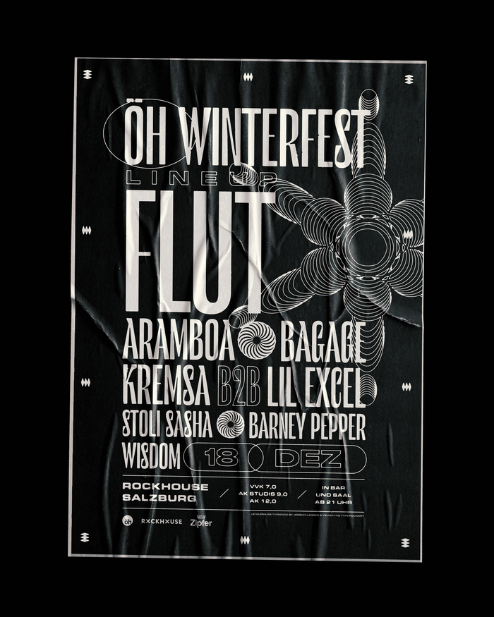 ÖH Winterfest poster and tickets 3