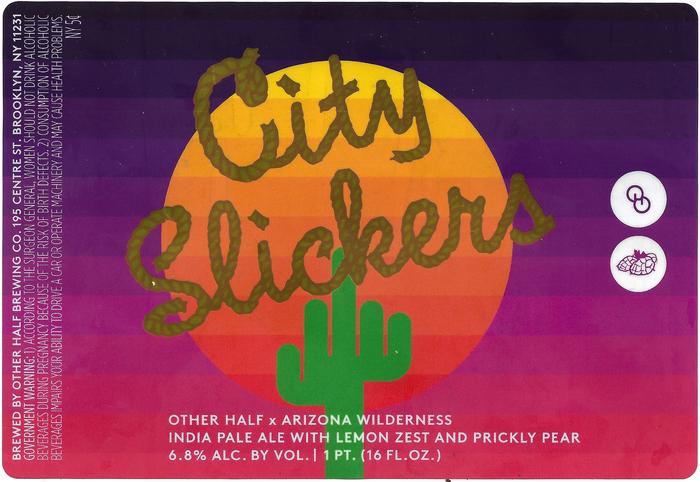 City Slickers by Other Half & Arizona Wilderness 1