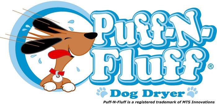 Puff-N-Fluff dog dryer 5
