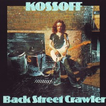Paul Kossoff – <cite>Back Street Crawler</cite> album art