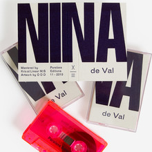 Nina – <cite>de Val</cite> album art