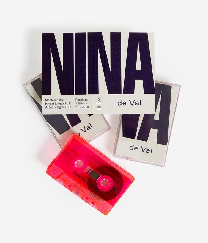 Nina – de Val album art 6