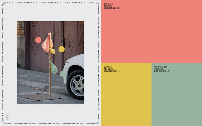 Found Color Archive website 3