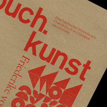 <cite>Buch.kunst</cite> lecture poster