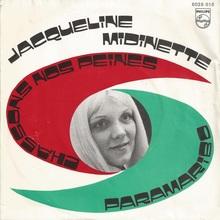 Jacqueline Midinette – <cite>Chassons Nos Peines / Paramaribo</cite> album art
