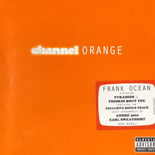 Frank Ocean – <cite>Channel Orange</cite>